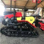 35马力履带旋耕机水旱两用一机多用除草开沟回填多功能家用微耕机厂家