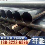 潍坊批发N-HAP热浸塑钢管80 埋地式复合热浸塑钢管100 承插式涂塑钢管 可定做
