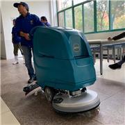 张家港洗地机,快洁K6水箱78升大容量工作时间长,