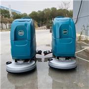 快洁洗地机K6,手推全自动洗地吸干机,溧阳洗地机
