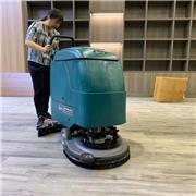 手推式洗地机,常州哪家洗地机好用 常州洗地机快洁K2