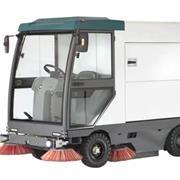 驾驶式扫路机,BA1900洁驰扫地机,全封闭道路清扫车