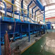 铸造造型机 双工位全自动垂直造型机 全自动造型设备 严格选材质量放心