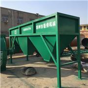 有机肥设备 污粪加工筛分机 滚筒筛分机 产品结构图  鑫盛