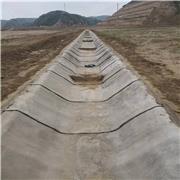 排水沟水泥毡 河南护坡防渗防开裂水泥毯 德州生产销售