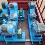 工厂直销蜗轮蜗杆减速机滚轮架 自调可调变频调速 罐体圆筒焊接