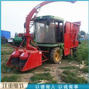 厂家供应大型农用牧场地滚刀式青储机 圆盘式青储机