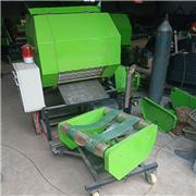 小麦玉米秸秆粉碎打捆机     麦草秸秆拾捡打捆机