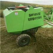 全自动青贮秸秆打捆机 玉米秸秆捡拾打捆机厂家供应