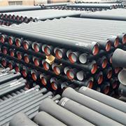 球墨铸铁管dn90厂家直销,鑫盛铸造生产和销售球墨铸铁管及配件、柔性铸铁排水管、球墨铸铁井