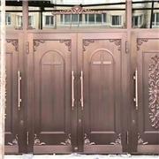 哈尔滨铜门 黑龙江铜门价格 超越门业 按需定制 规格齐全 坚固稳定