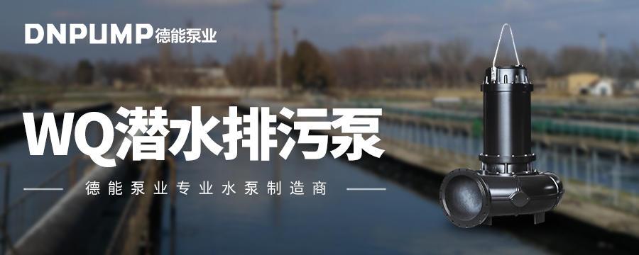 大口径潜水排污泵 天津大口径潜污泵_大流量潜水排污泵示例图1